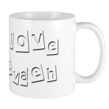 I Love Nevaeh Mug