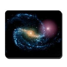 Supernova in galaxy NGC 1300 Mousepad