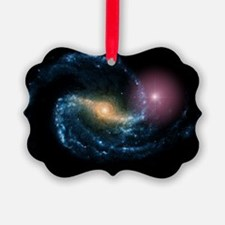 Supernova in galaxy NGC 1300 Ornament