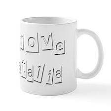 I Love Natalia Mug