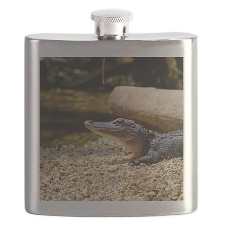 Baby Alligator Flask