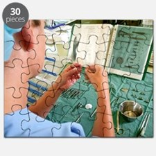 Surgical instruments Puzzle