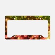 Stomach ulcer License Plate Holder
