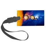 Astronomy Luggage Tags