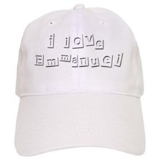 I Love Emmanuel Cap