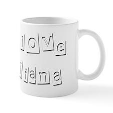 I Love Eliana Mug