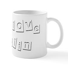 I Love Olin Mug