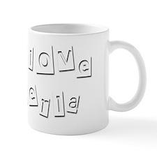 I Love Perla Mug