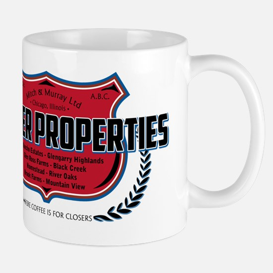 Premier Properties Glengarry Glen Ross Mug