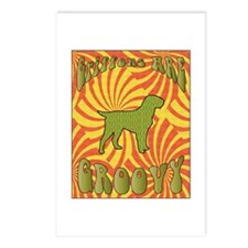 Groovy Griffons Postcards (Package of 8)