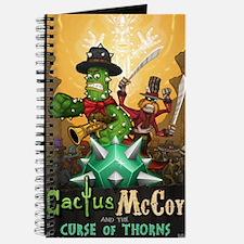 Cactus McCoy 1 Poster Journal
