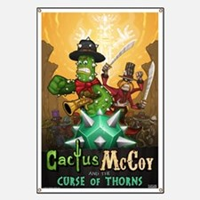 Cactus McCoy 1 Poster Banner