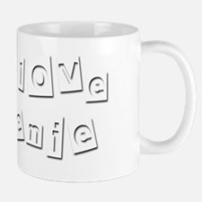 I Love Genie Mug