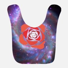 Galaxy Rose Bib