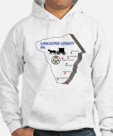 Lancaster County Pa. Hoodie