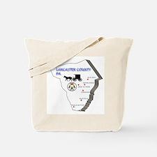 Lancaster County Pa. Tote Bag