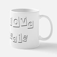 I Love Paola Mug
