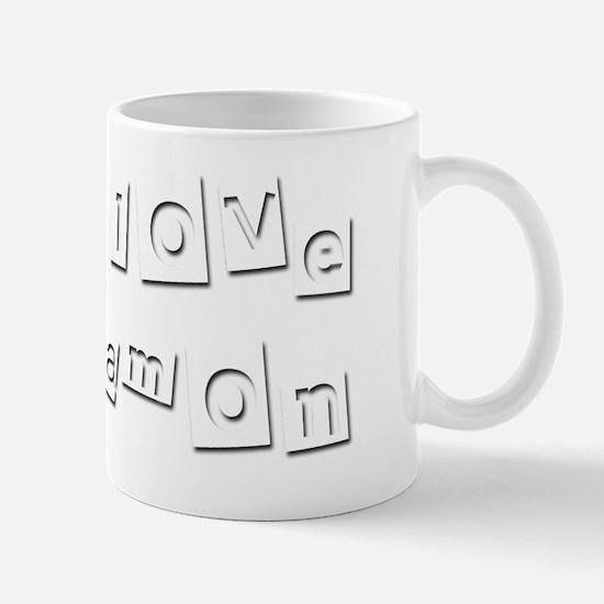 I Love Ramon Mug