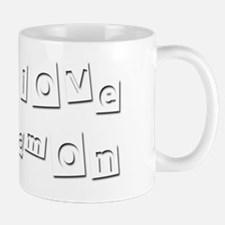 I Love Ramon Small Small Mug