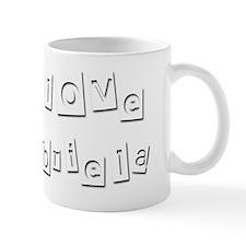 I Love Gabriela Mug