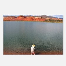 Abiquiu Angler Postcards (Package of 8)