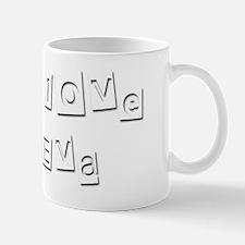 I Love Eva Mug