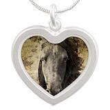 Friesian horse Heart