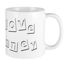 I Love Penney Mug