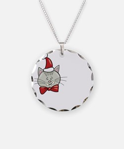 Real Men Love Cats Necklace