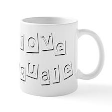 I Love Pasquale Mug
