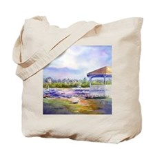 Hingham Harbor Tote Bag