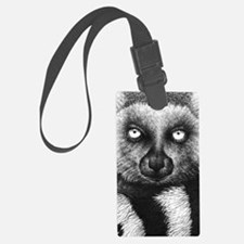 Ring-tailed Lemur Incredible Pho Luggage Tag