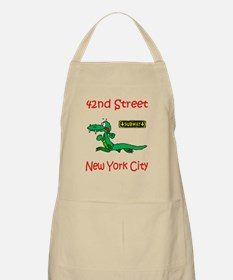 """""""CLICK HERE FOR 42ND NYC TEMS BBQ Apron"""