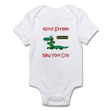"""""""CLICK HERE FOR 42ND NYC TEMS Infant Bodysuit"""