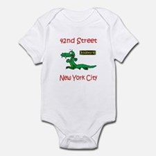 """CLICK HERE FOR 42ND NYC TEMS Infant Bodysuit"