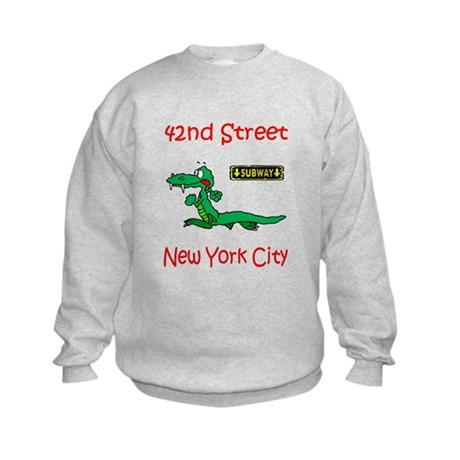 """""""CLICK HERE FOR 42ND NYC TEMS Kids Sweatshirt"""