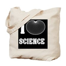 geom-heart-BUT Tote Bag