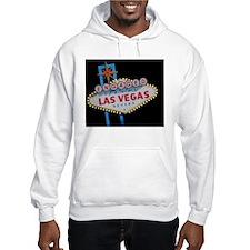 Engaged In Las Vegas Card Hoodie