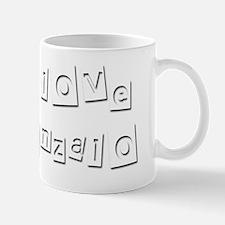 I Love Gonzalo Small Small Mug