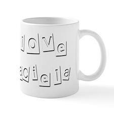 I Love Graciela Mug