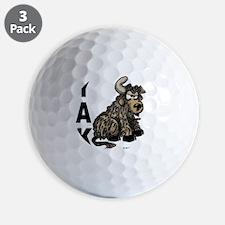 YAK 5x5 Golf Ball