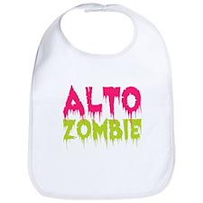 Choir Alto Zombie Bib