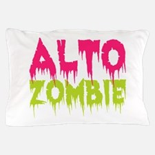 Choir Alto Zombie Pillow Case