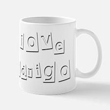 I Love Rodrigo Mug