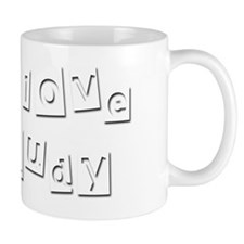 I Love Rudy Mug