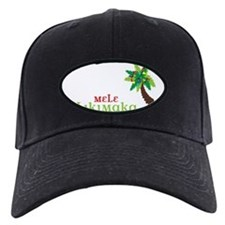 Mele Kalikimaka Baseball Hat