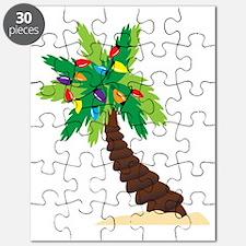 Christmas Palm Tree Puzzle