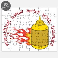 Better With Mustard Puzzle