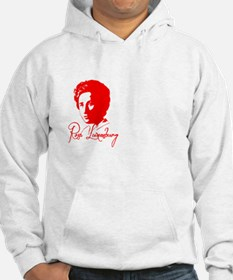 Rosa Luxemburg with Quote Hoodie Sweatshirt