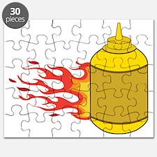 Mustard Bottle Puzzle